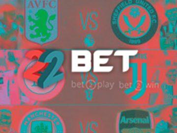 22 Bet Predictions.