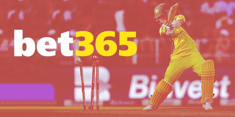 Top 5 Best Bet365 cricket tips.