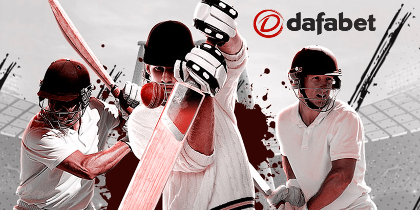 Dafabet: Things to Consider While Looking for Cricket Betting Sites.