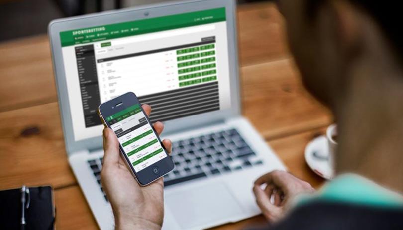 Starting an online betting business.